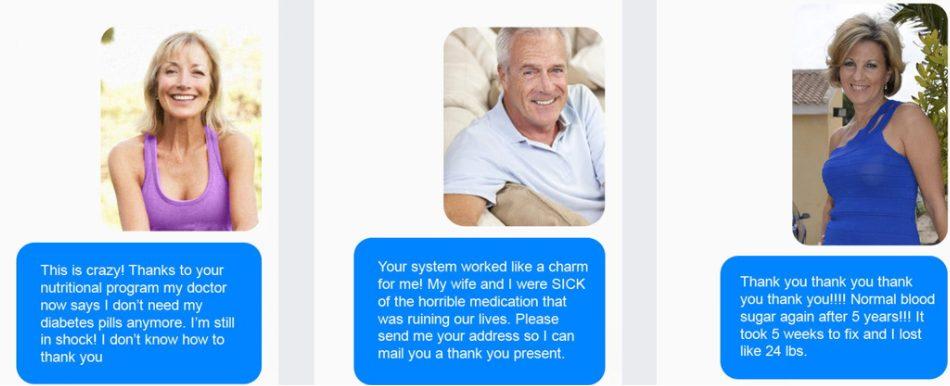 customer reviews-daibetes