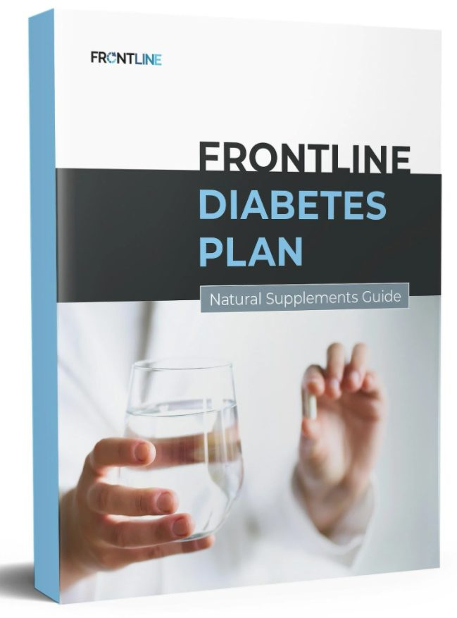 Frontline Diabetes Plan Natural Supplements Guide