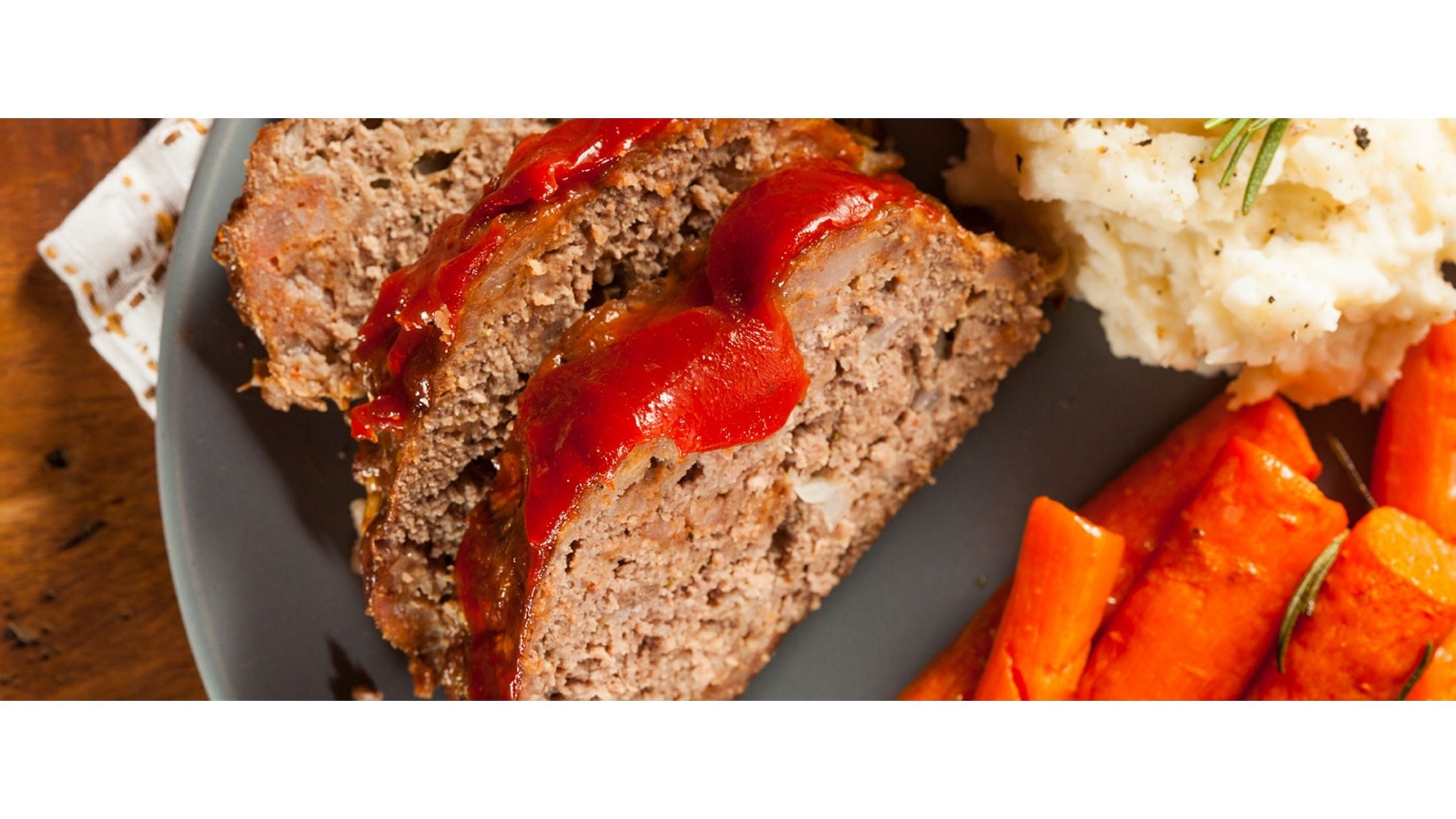 Keto Meatloaf by The Hidden Valley
