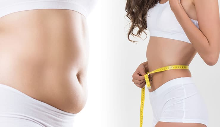 What Causes weight gain after the surgery