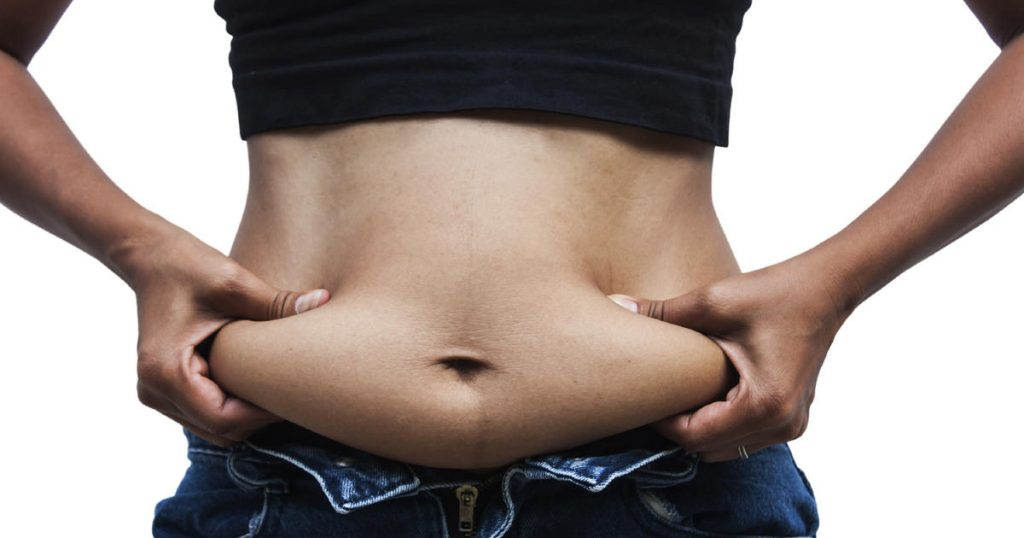 Belly Fat Increases Risk For Disease? It's Time To Work That Waistline!